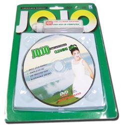 Untitled document   1. Disc Cleaner2. Anti-Static3. De - Magnetic4. Karaoke demo (including 5 songs!)* For gentle cleaning of the lens in the CD-ROM drive* Speaker test