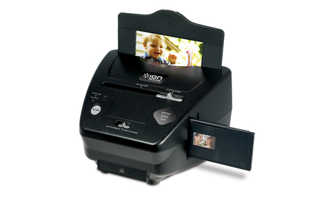 ION PICTURE SCANNER