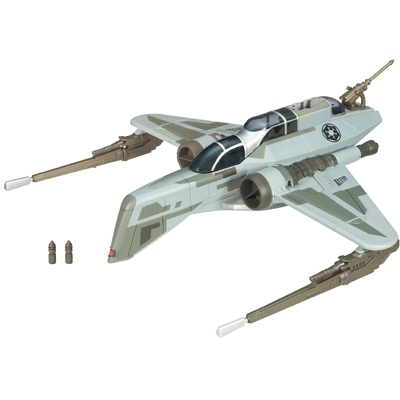 Star Wars The Clone Wars Arc-170 Fighter