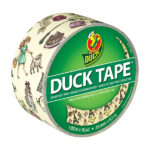 Duck Tape Big Rolls Nostalgic Paris