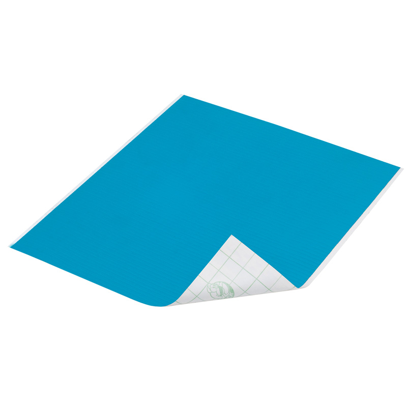 Duck Tape Sheets Electric Blue