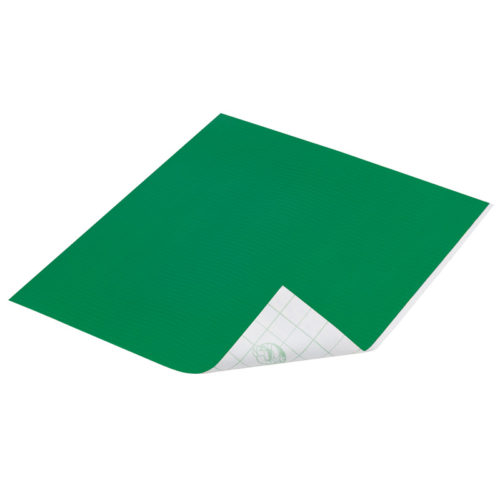 Duck Tape Sheets Chilling Green