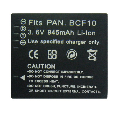 Untitled document 	   Overview :  		 	1) Cell Type:  BCF10 2) Condition: Brand New   3) Capacity: 945mAh  4) Voltage: 3.6V