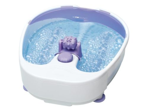 Untitled document 	            	Product description :             Clatronic Foot Massager FM 3389                                                    	Specifications :             1) Intense whirlpool effect2) Massage nubs to stimulate the reflexology3) Additional massage roller