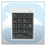 Untitled document 	   DOLPHIX Numeric Keyboard