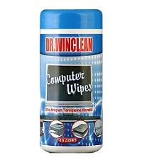 Untitled document    Dr WinCleaner PC cleaning wipes* For PC