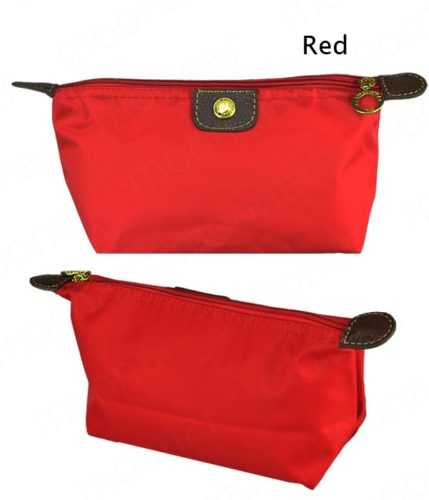 Untitled document    FASHION woman Handbag --> Make Up / Cosmetic <--1) Style:   Clutch  2) Size:   Small3) Brand:  Moonar4) Material:     Nylon