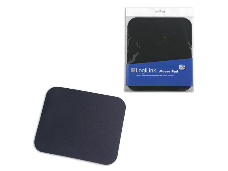 Untitled document 	            	Product description             The mouse pad from LogiLink is  compatible with all mouse types (ball