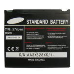 Untitled document   Battery for Samsung X828