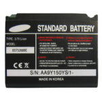 Untitled document   Battery for Samsung Z540