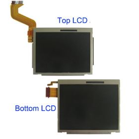 Untitled document 	  LCD Set  for NDSi Overview  	1) Suitable for Screen appears cracked (runny colors