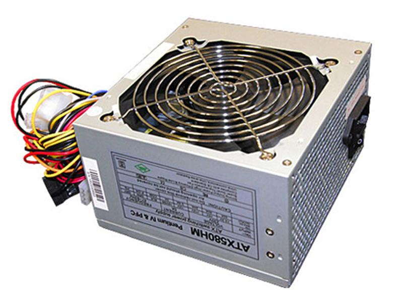 Untitled document    Product description :Super Silent ATX PSU with PCI-E connector 580 wattsSpecificationsGeräuchentwicklung: 18 dBWattage: 580 WattsSize of the power supply fan: 120 mmColor: SilverConnections: 1 x 20/24 Pin ATX Power 2 x SATA Power 2 x 4-Pin Molex 1 x 4-pin floppy disk 1 x 4-pin 12V 1 X 6-Pin PCI-X