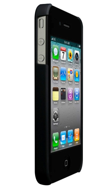 Untitled document   TECHNAXX Hard Cover Case for iPhone 4 Black