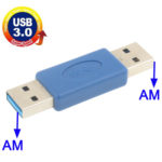 Untitled document 	   Overview :  		 	1) Brand new high quality generic adapter.  2) Compliant to USB interface Version 1.1/2.0/3.0 3) USB 3.0 AM to AM Adapter 4) Transfer rate up to USB 3.0 5Gbps