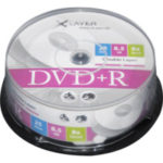Untitled document 	  1 τεμάχιο  Double Layer DVD+R XLAYER 8x 8.5GB 215 Λεπτών
