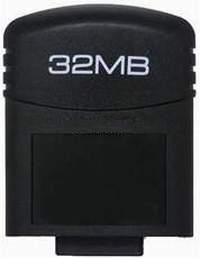 * Portable and lightweight.* 32MB 2000 blocks memory card Unit for XBox controller.* Compatible with Xbox - simply plug into the back of your  controller. * Contains 32 MB of memory