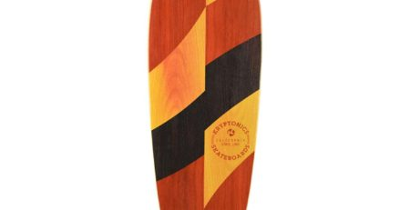 Longbase Longboard Split Grains 33''